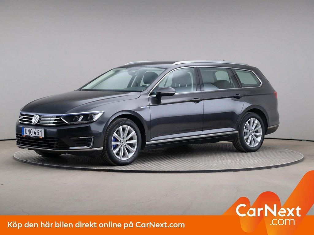 Volkswagen Passat GTE SC Drag Navi
