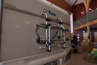 Husvagn, 1-axl Polar 520 Långbädd 6 av 22