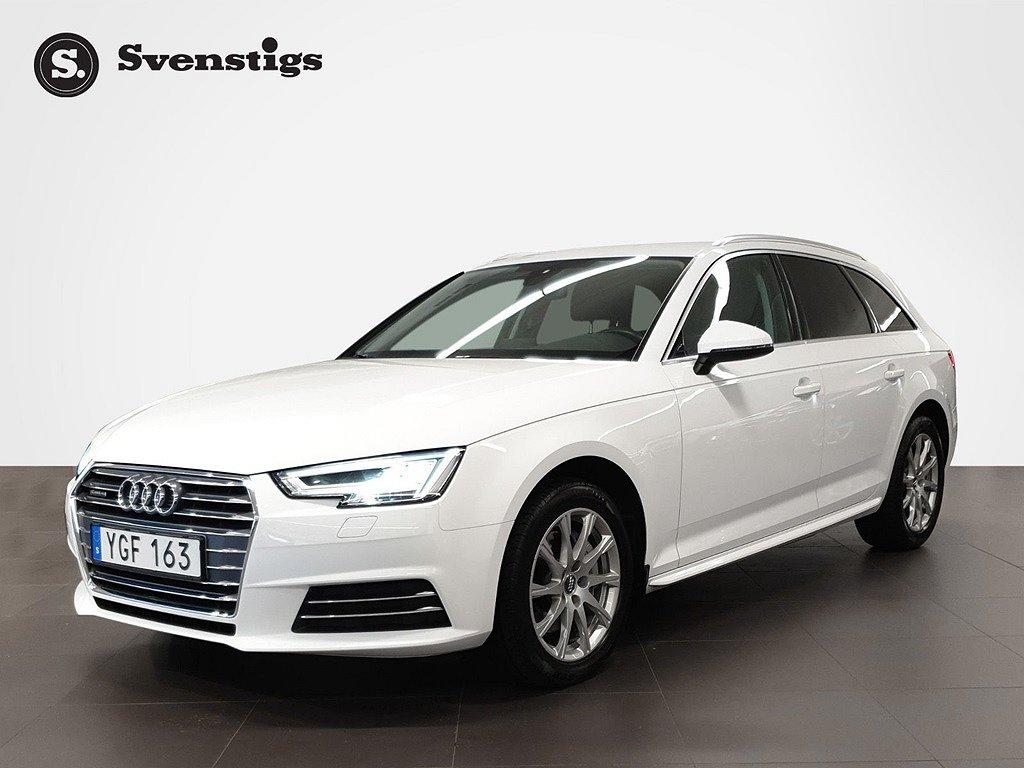 Audi A4 Avant 2.0 TDI 190hk q Värmare Drag