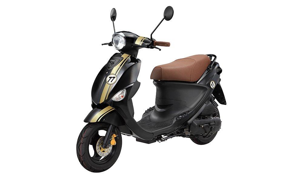 PGO Ligero Eu 25km/h Cykelbana moped