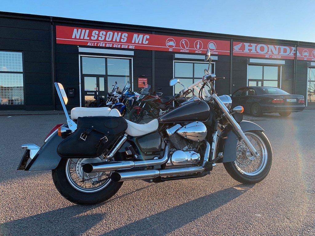 Honda VT750C Shadow