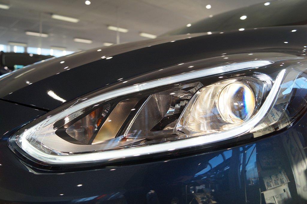 Ford Fiesta 1.0 EcoBoost  100hk Euro 6 Titanium 5dr