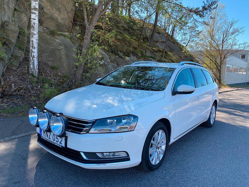 Volkswagen Passat Variant 2.0 TDI BlueMotion 4Motion 140hk0%Ränta