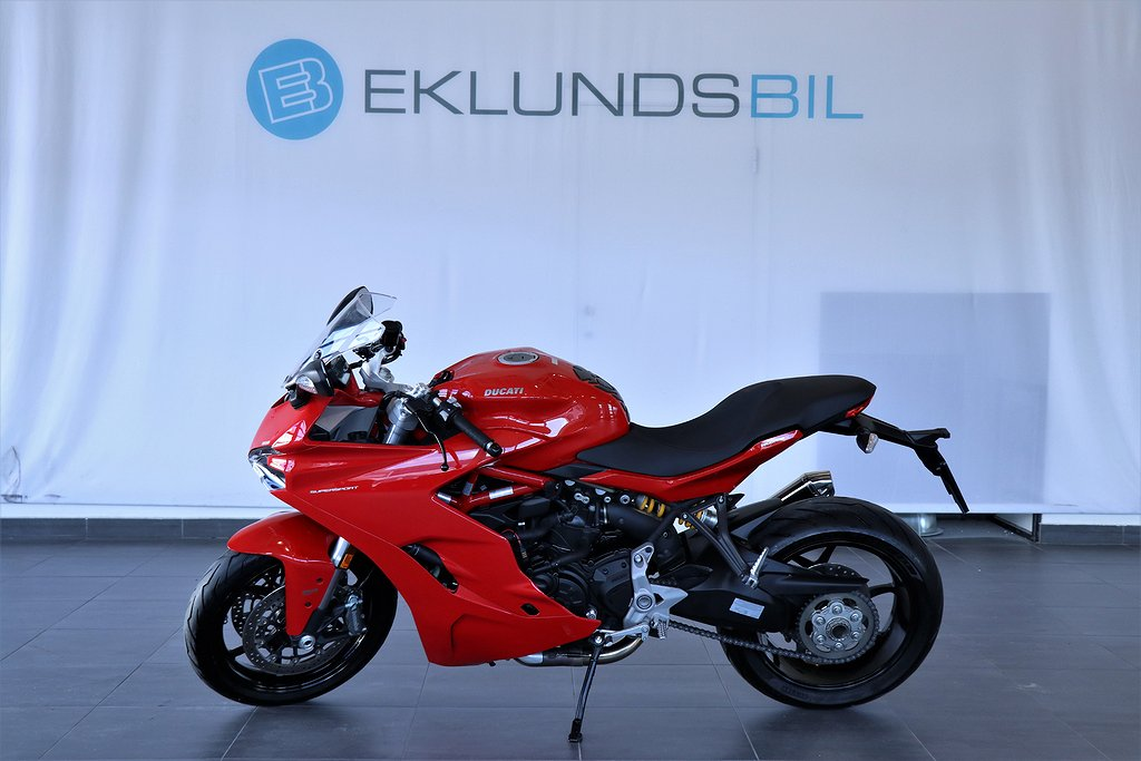 Ducati Supersport 939 Delkevic