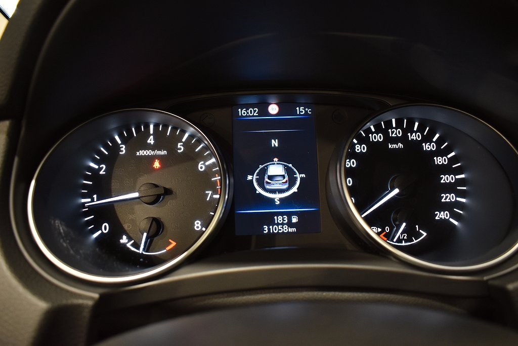 Nissan Qashqai 1.3 DIG-T (140hk)