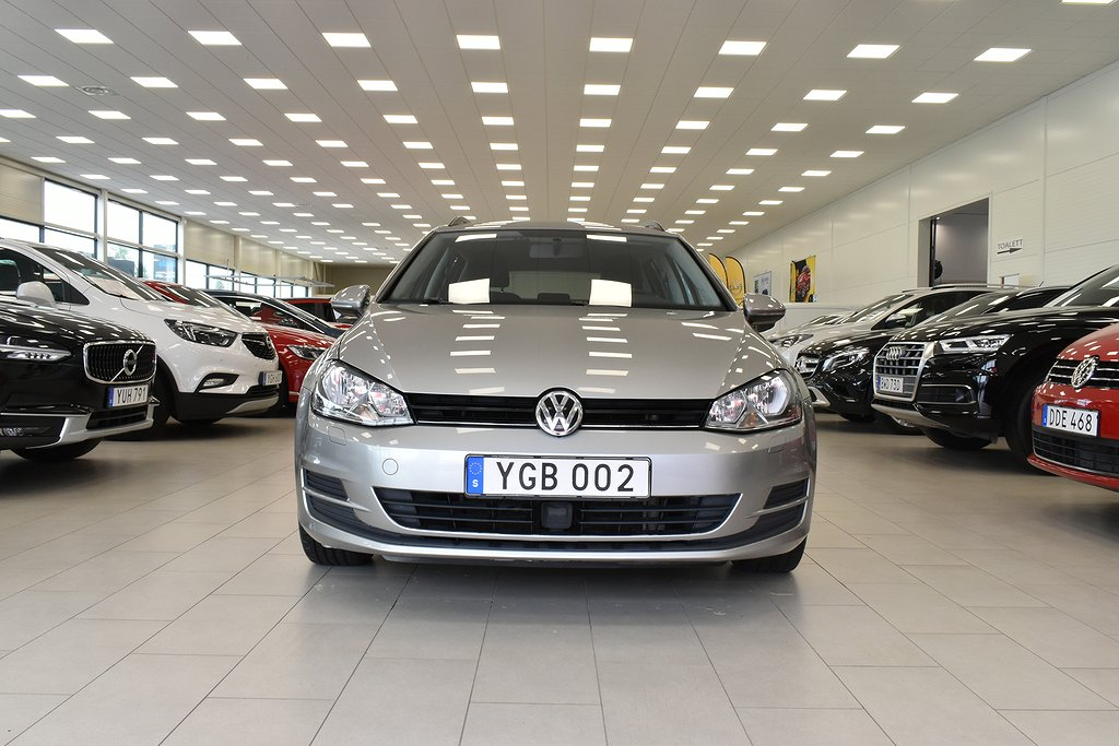 Volkswagen Golf VII 1.2 TSI Sportscombi