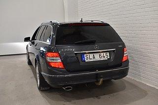 Mercedes C 220 CDI BlueEfficiency Kombi S204 (170hk) Avantgarde