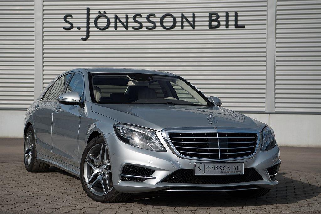 Mercedes-Benz S 500 AMG Utrustad för 304.000 kr
