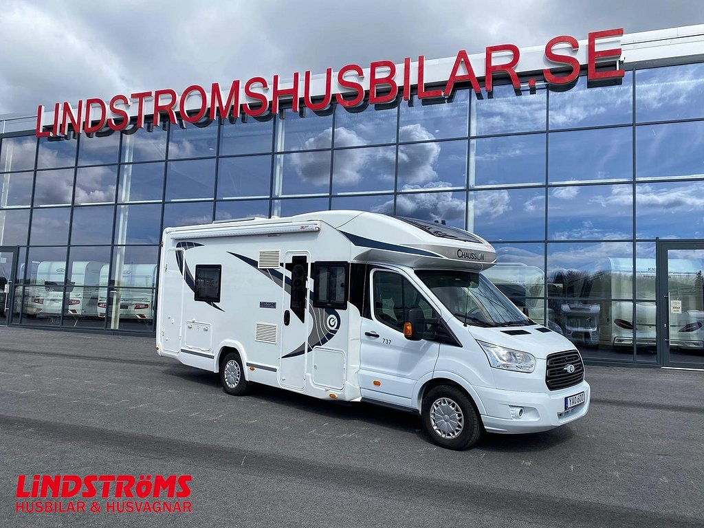 Chausson 737 WELCOME
