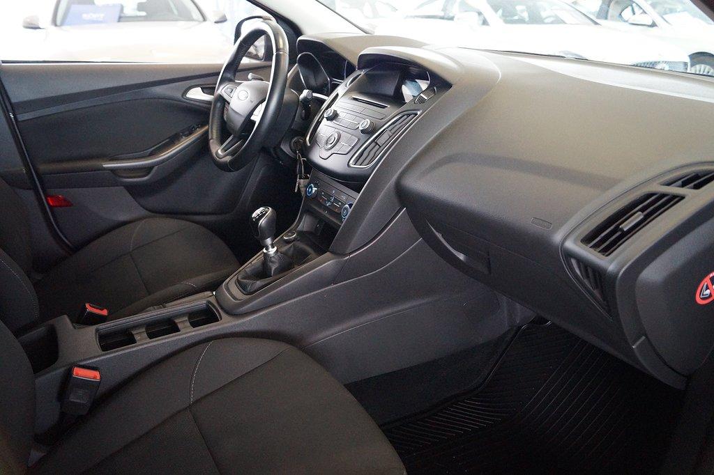 Ford Focus *1.95%ränta/5000kr i bränsle*1.5 TDCi Euro 6 95hk Trend Ko