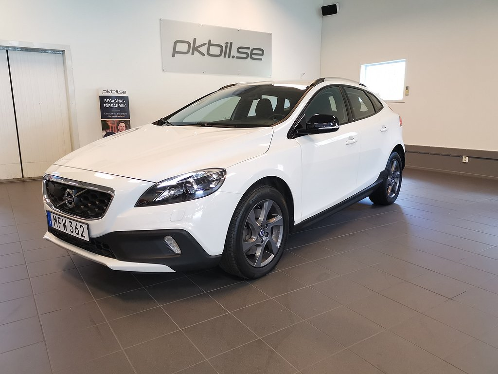 Volvo V40 Cross Country D3 Aut/3100 mil