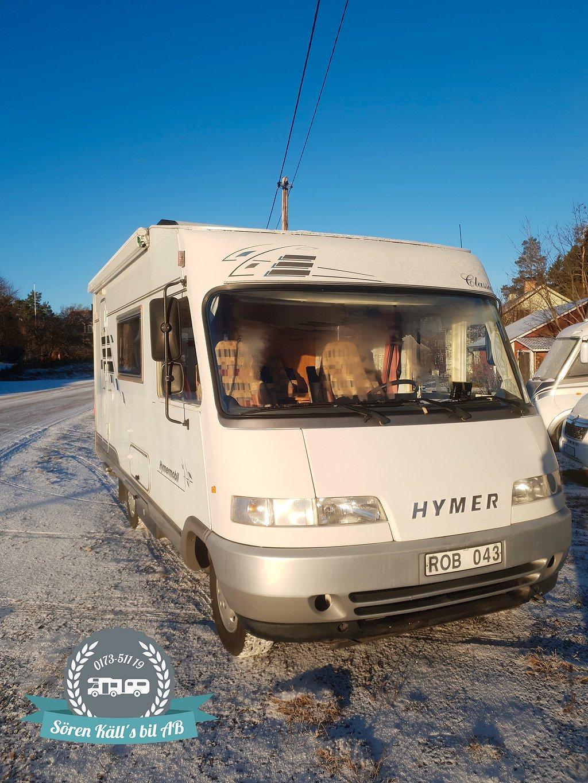 Hymer I 584