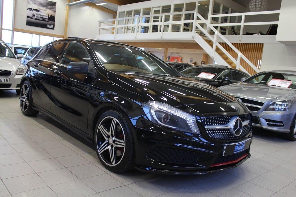 Mercedes-Benz A 250 7G-DCT Sport Edition, AMG Sport, Exclusive 211HK