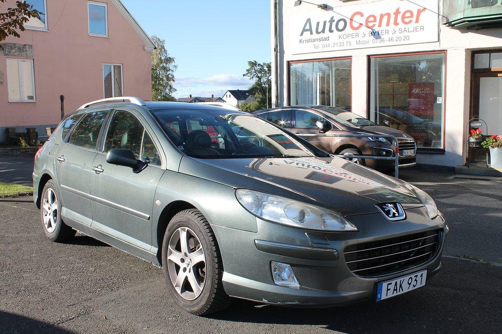 Peugeot 407 SW 2.2 HDi 170hk