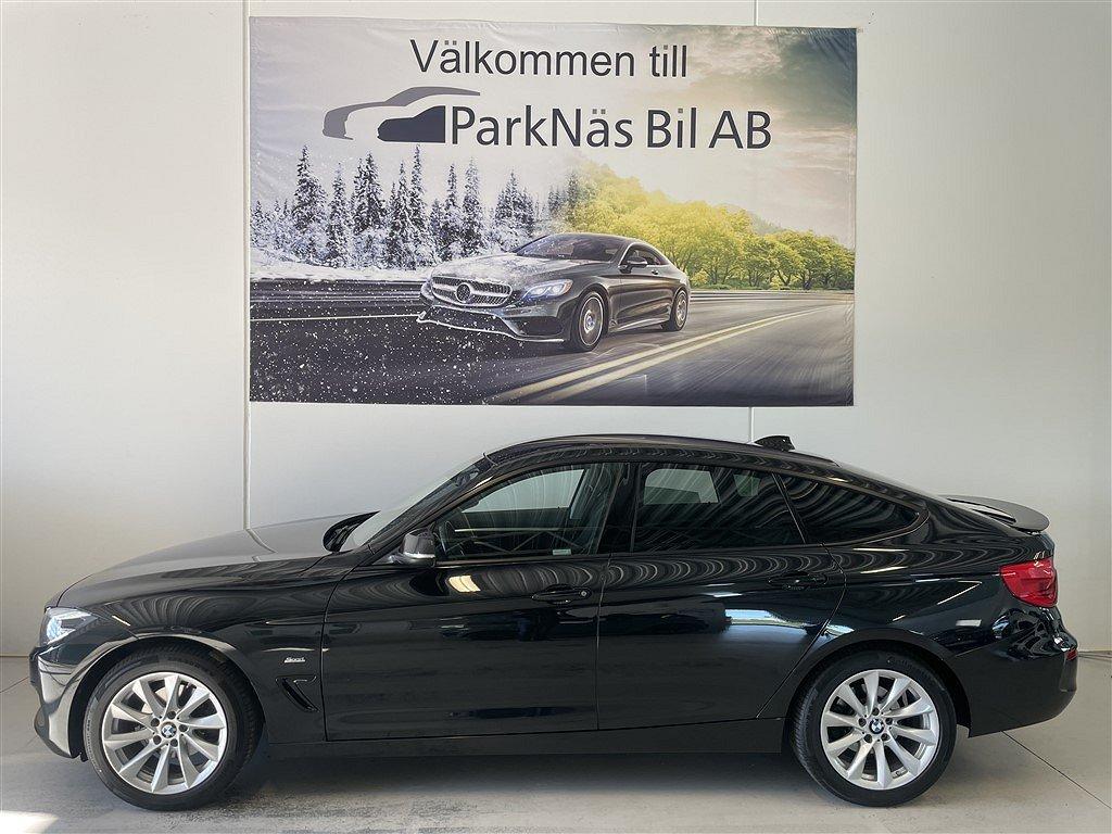BMW 320 d xDrive GT AUT 190hk SPORT LINE