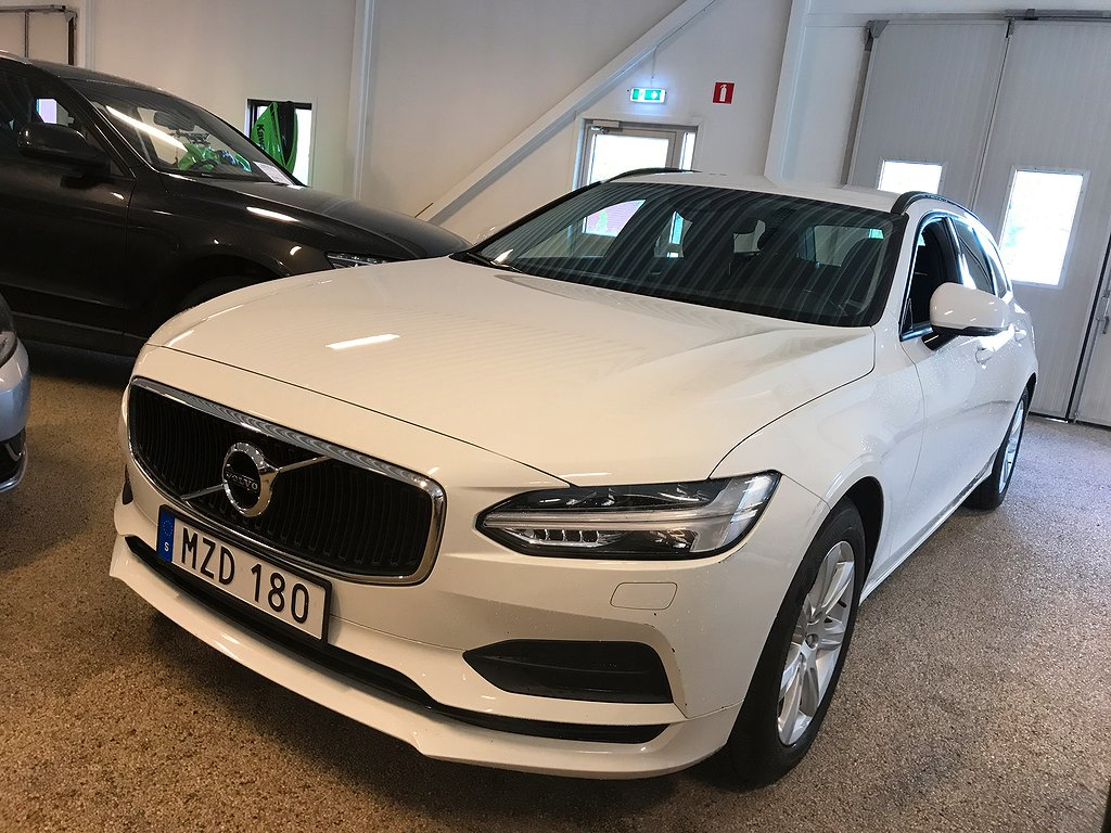 Volvo V90 D3 AWD Geartronic Kinetic, Business Euro 6 150hk