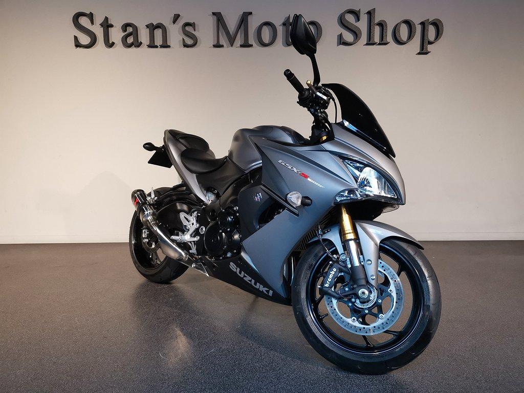 Suzuki Cycles GSX-S1000 ABS Låga mil