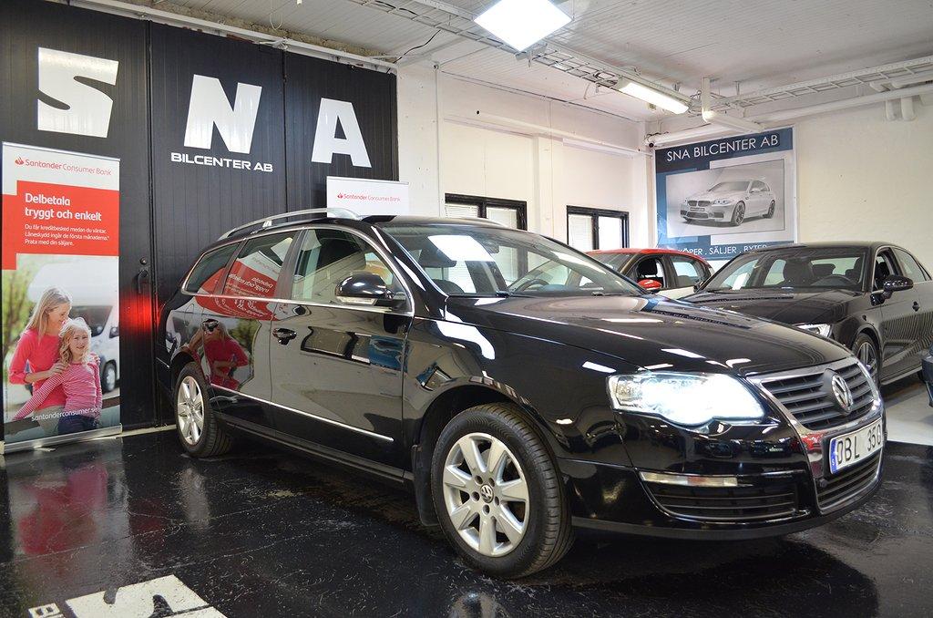 Volkswagen Passat 1.4TSI EcoFuel DSG Premium Sportline 150hk DRAG