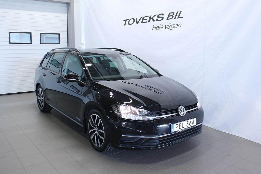 Volkswagen Golf Sportscombi 1.5 TSI 150Hk Drag/Värmare/Active info display