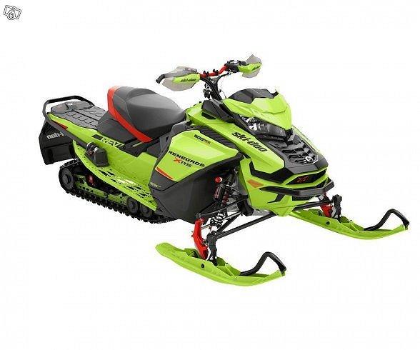 Ski-doo Renegade XRS 900 Turbo -20 Boka nu