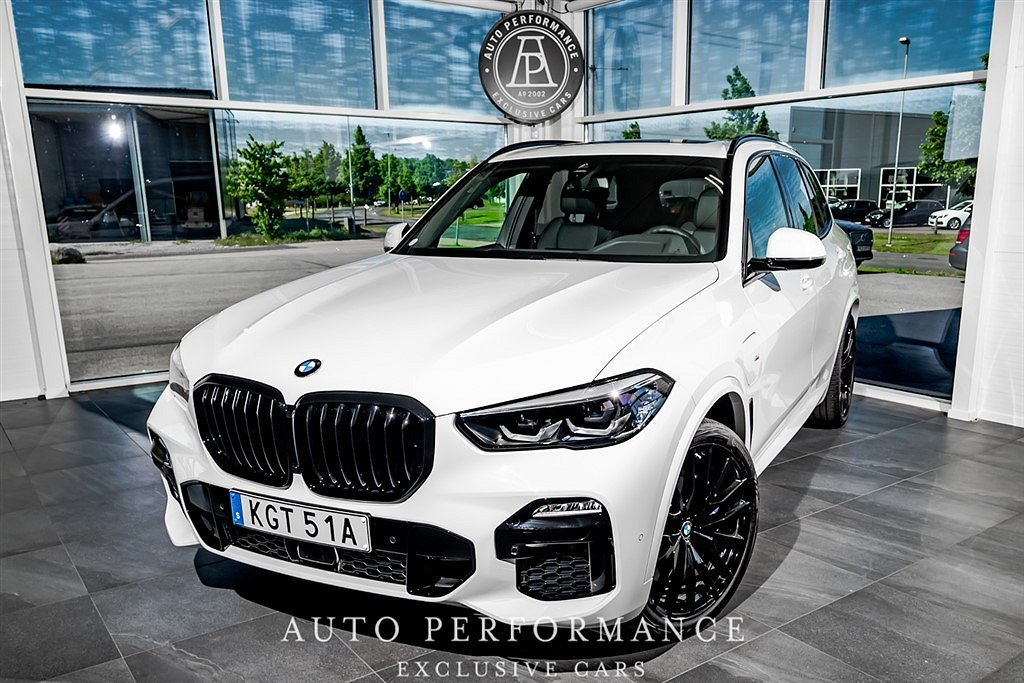 BMW X5 xDrive 45e / M-sport / Fri hemleverans /