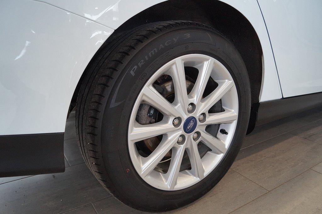 Ford Focus Kombi 1.5 TDCi Titanium