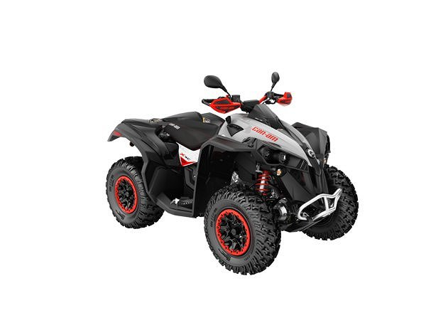 Can-Am Renegade 650 XXC T3b ABS Ny kampanj