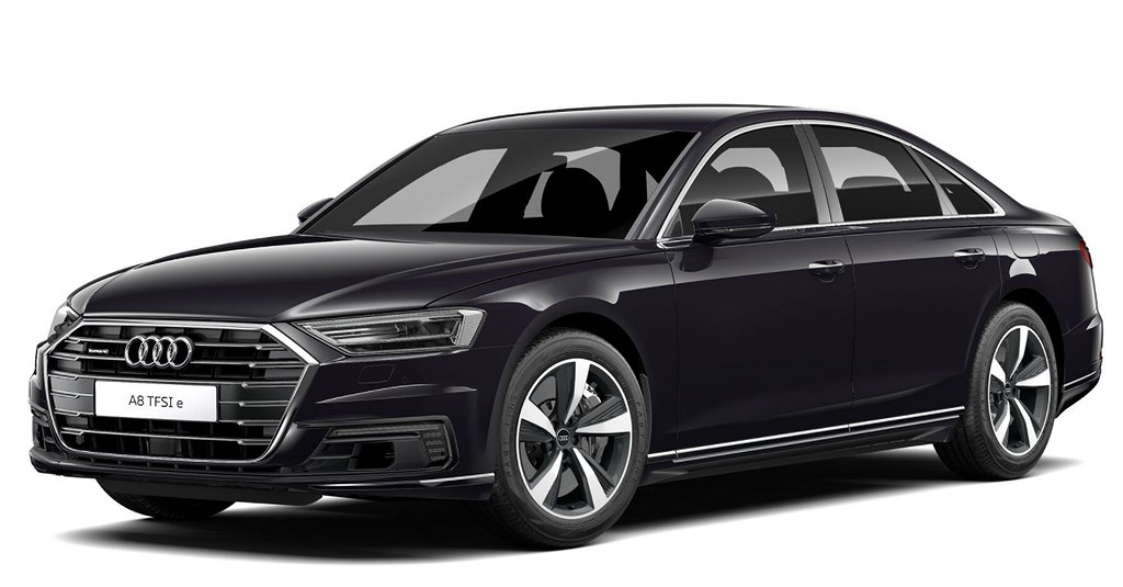 Audi A8 60 TFSI e quattro 449 hk tiptronic Business Lease