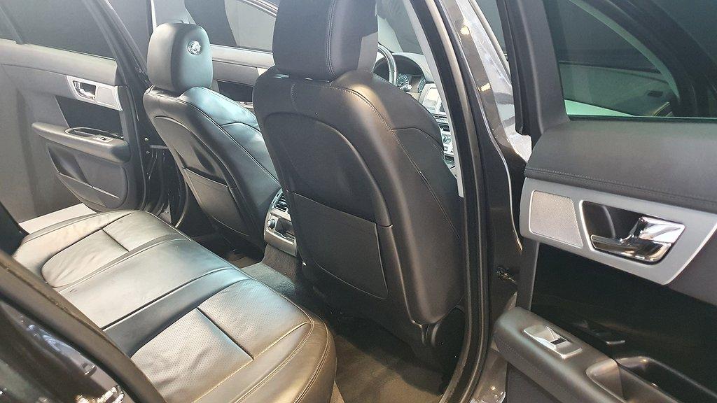 Jaguar XF 3.0 V6 Automat 241hk