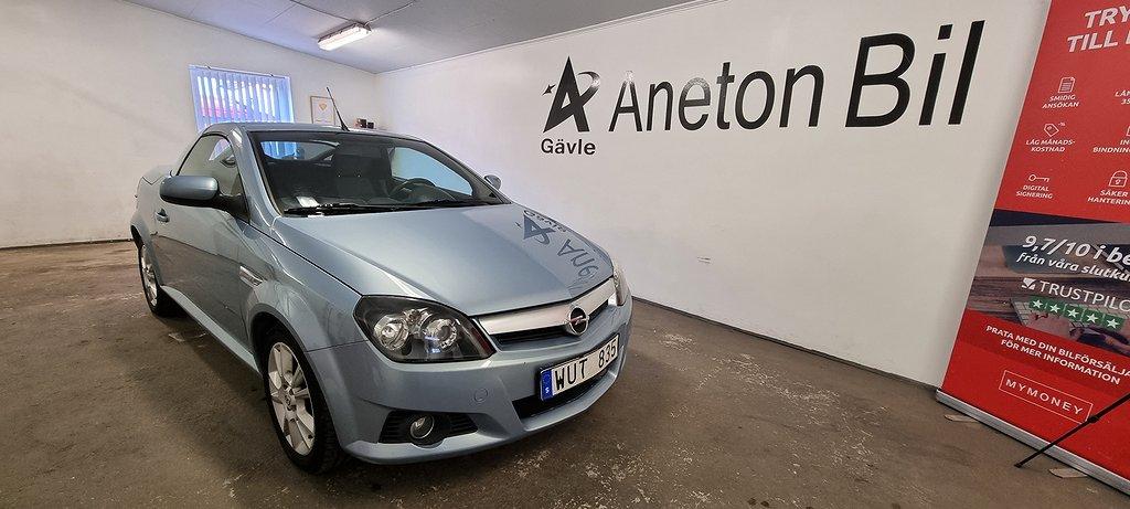 Opel Tigra TwinTop 1.4 Twinport 90hk ( 0% Ränta )