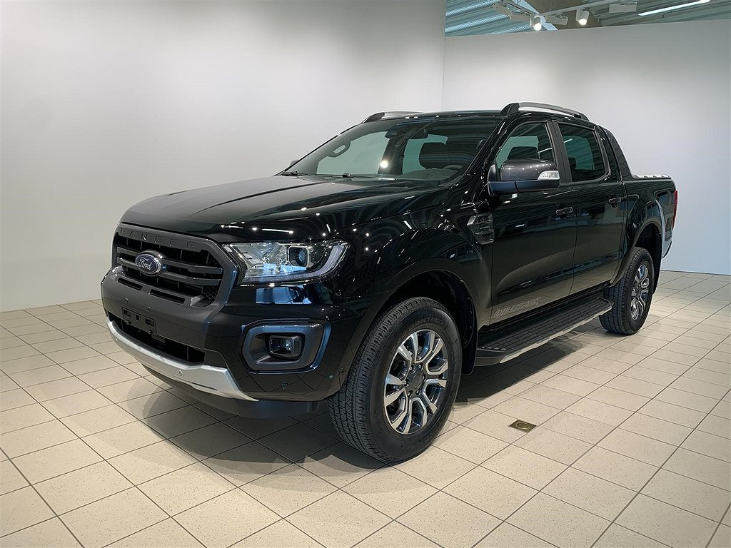 Ford Ranger Double Cab Wildtrak 2.0l Ecoblue 213hk 10AT
