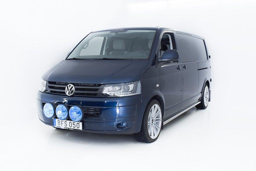 Volkswagen Transporter 180 Hk TDI DSG/4-Motion Dubbelhytt