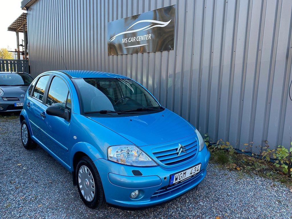 Citroën C3 1.4 73hk Låga mil Kamrembytt M-värmare