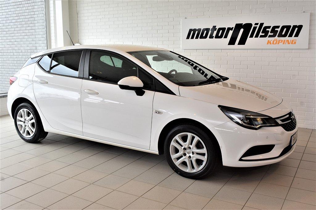 Opel Astra Enjoy+ 1.4T 125hk 1-ägare