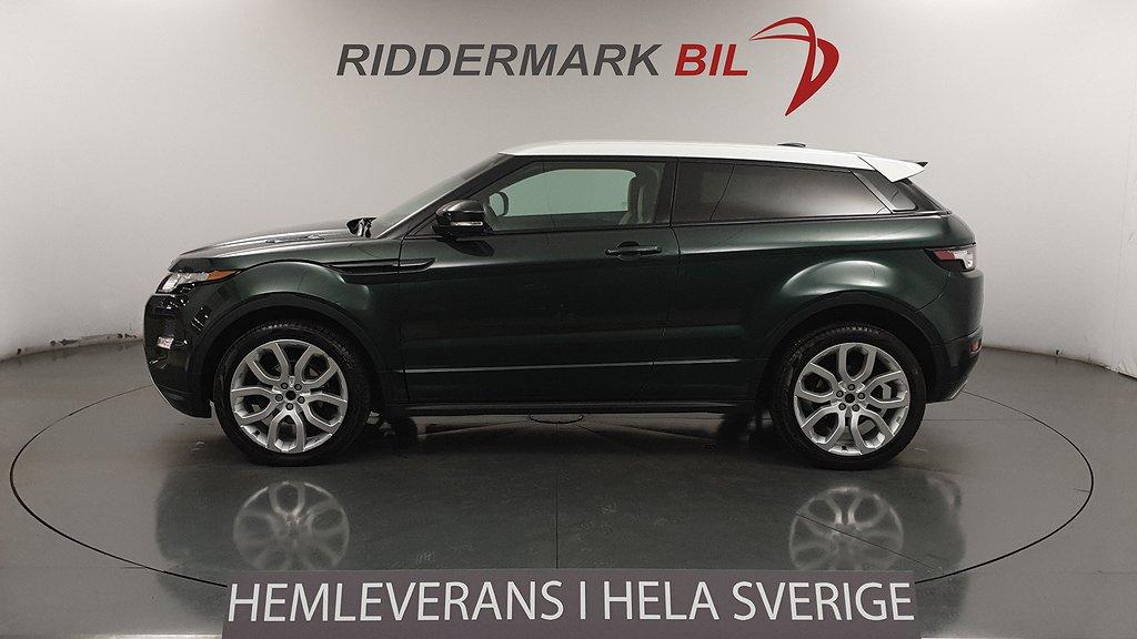 Land Rover Range Rover Evoque 2.0 4WD Sport Skinn Drag