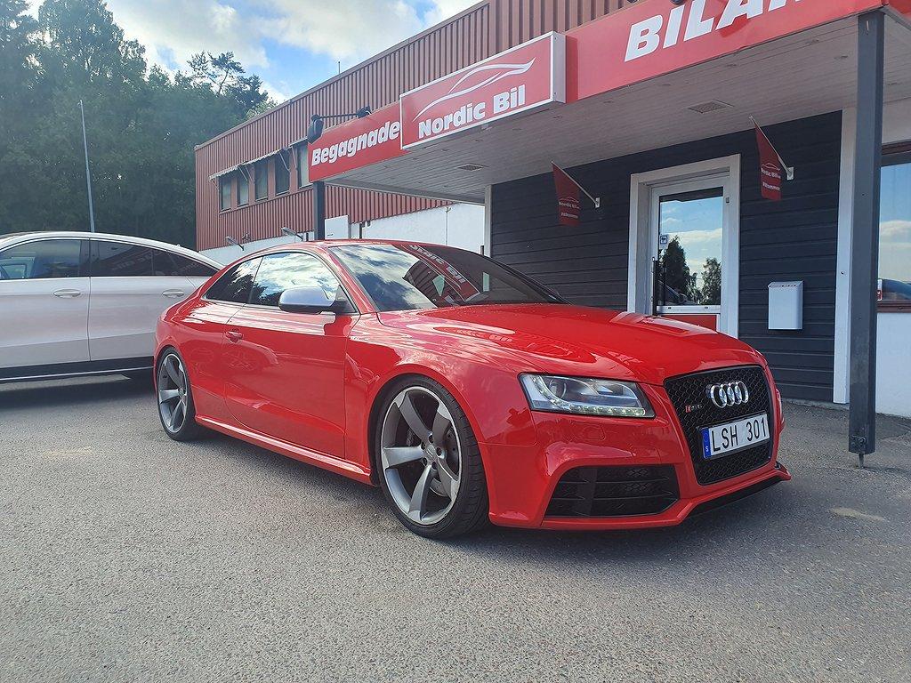 Audi RS5 4.2 FSI V8 450hk Sv-Såld