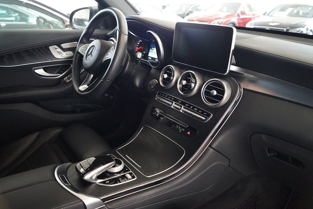 Mercedes-Benz GLC 220 d Coupé 4MATIC Euro 6 170hk