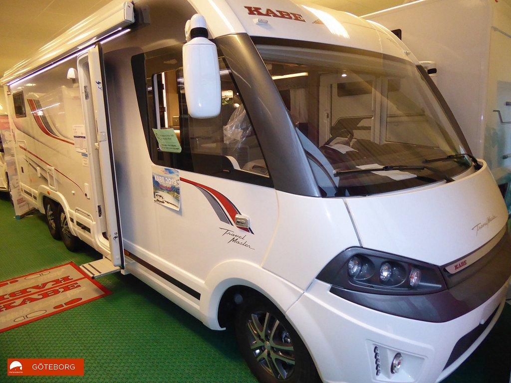 "Kabe Travel Master 810 Tandem LGB  ""Veckans deal"""