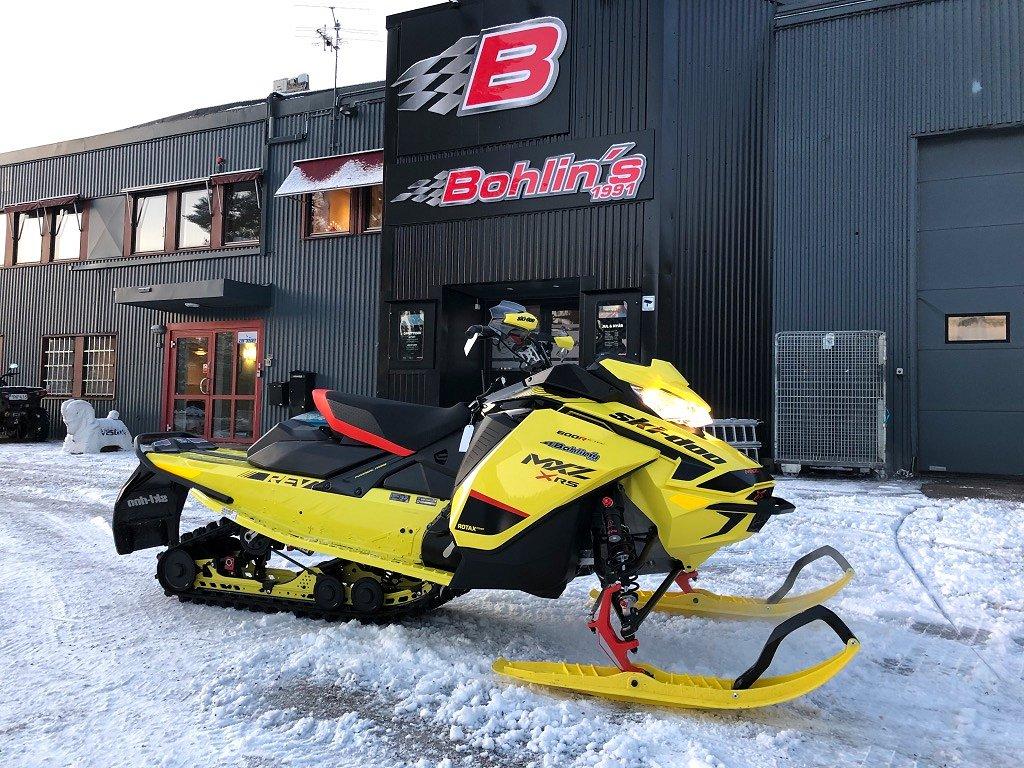Ski-doo MXZ XRS 600 R -2020 *0% ränta*