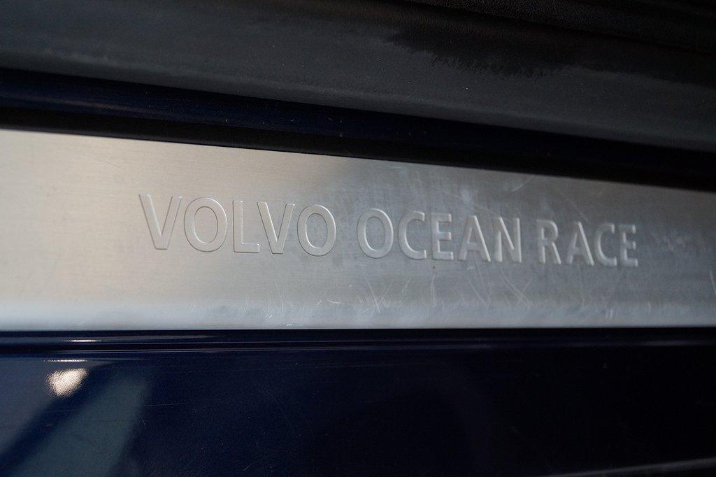Volvo V40 D3 150hk Ocean Race, Avtagbar drag, V-hjul