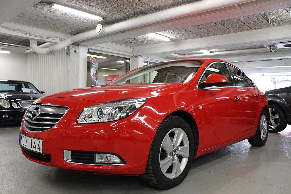 Opel Insignia 2.0 CDTI ecoFLEX (160hk)