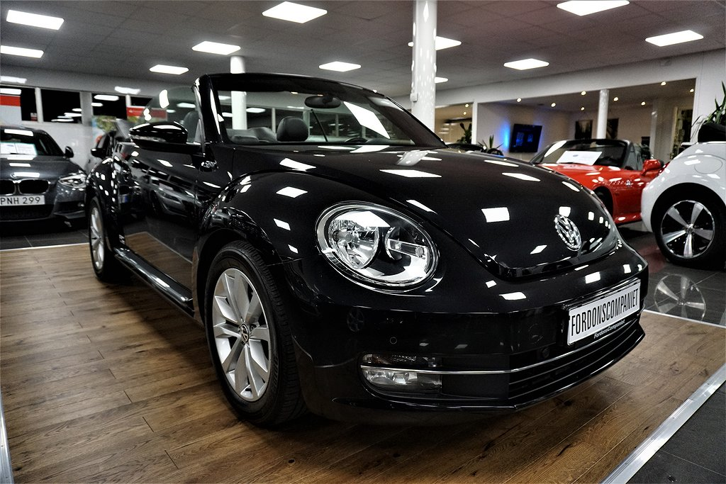 Volkswagen The Beetle Cabriolet, TSI , Manuell