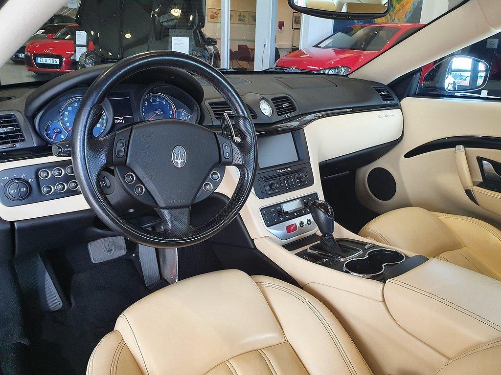 Maserati GranTurismo V8 405hk / Svensksåld