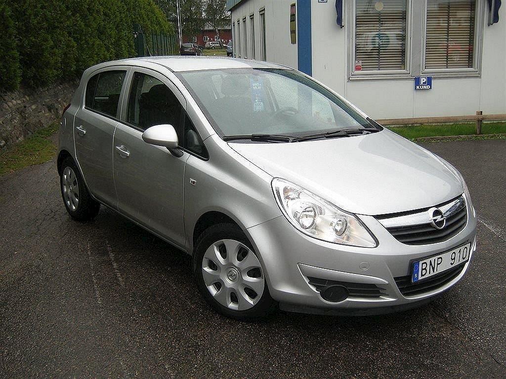 Opel Corsa 1.3 CDTI ecoFLEX  (75HK)