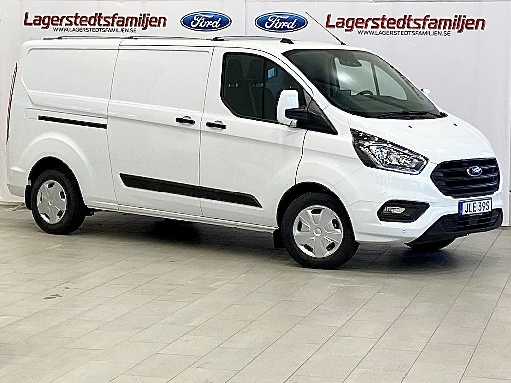 Ford Transit Custom 2.0 TDCi man Euro 6 130hk