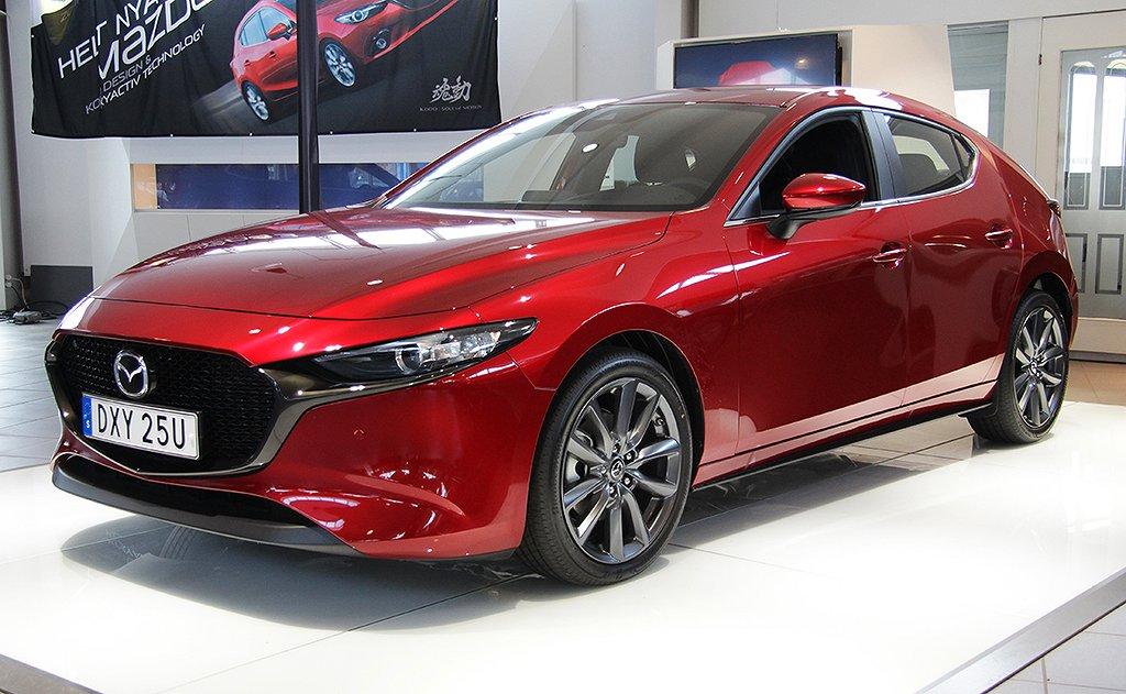 Mazda 3 Sport 2.0 HB Sky 122hk