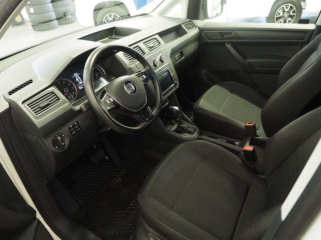 Volkswagen Caddy Skåpbil 1.4 TGI CNG Aut Drag 2017