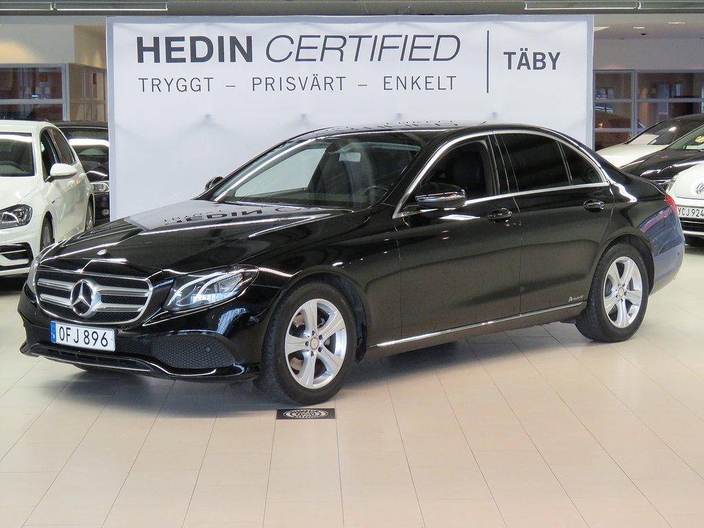 Mercedes-Benz E 220d 9G-Tronic