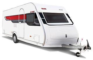 Husvagn, 1-axl Kabe Estate 470 XL KS