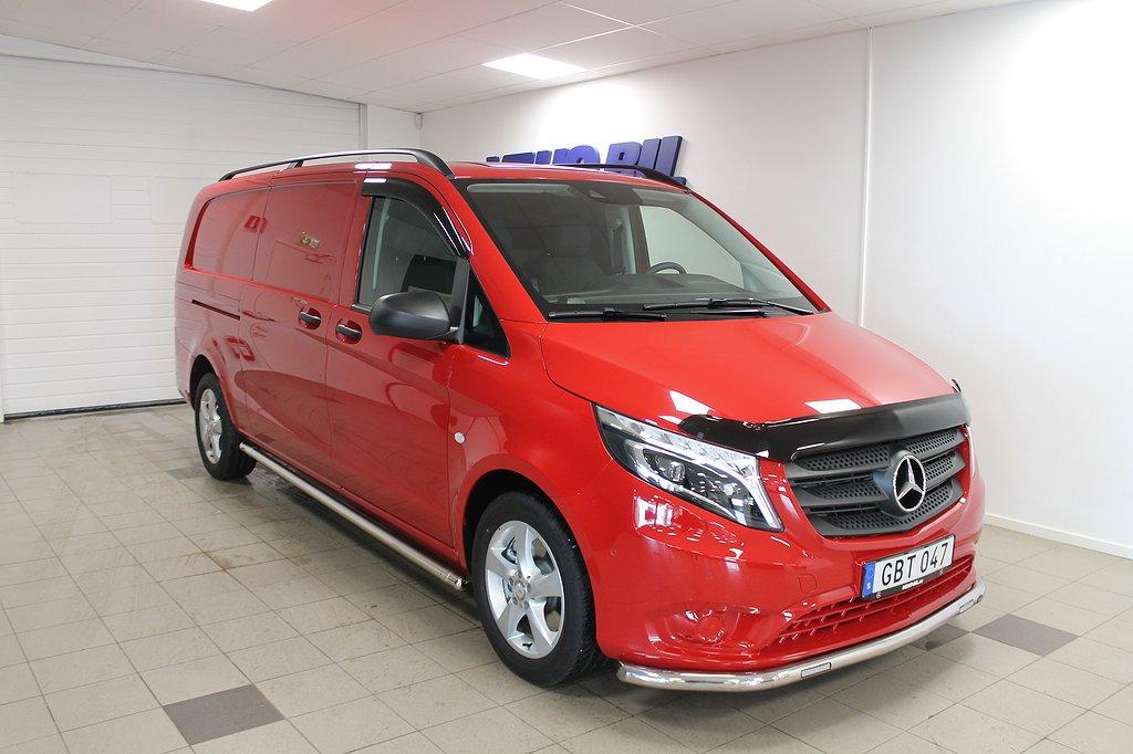 Mercedes-Benz Vito 119 CDI skåp ex lång Edition 1. 362 500 ex moms